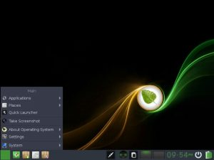 Bodhi Linux lightweight distro